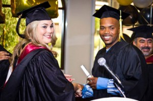 Graduate with your Certificate from CET in as little as six months,